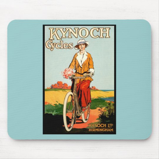KYNOCH Cycles Mouse Pad