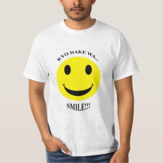 KYO DAKE WA… SMILE! T-Shirt