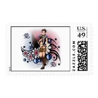 Kyokou Love Stamp