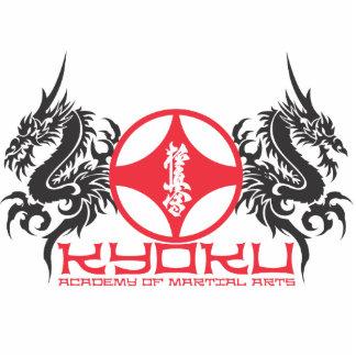 Kyoku Academy of Martial Arts 3D Keychain Photo Sculpture Keychain