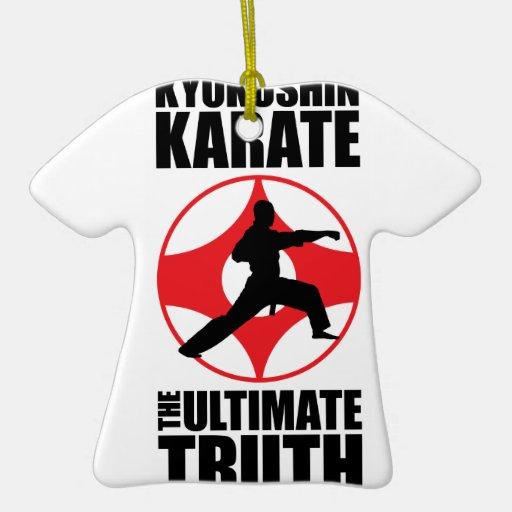 Kyokushin_0001.png Adorno De Cerámica En Forma De Playera