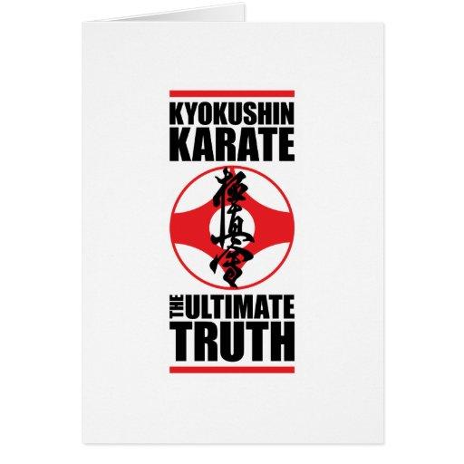 Kyokushin_0002.png Greeting Card