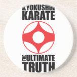 Kyokushin_0003.png Beverage Coaster