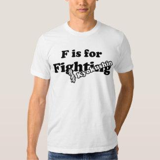 Kyokushin Fighting T-shirt