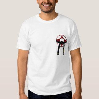 Kyokushin Kanku & Black belt Shirt