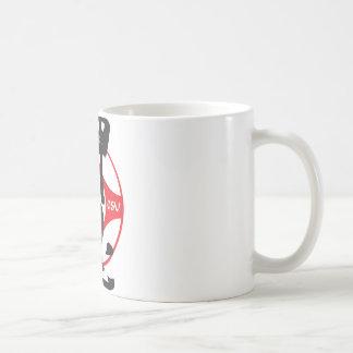 Kyokushin kanku OSU Coffee Mug
