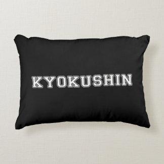 Kyokushin Karate Decorative Pillow