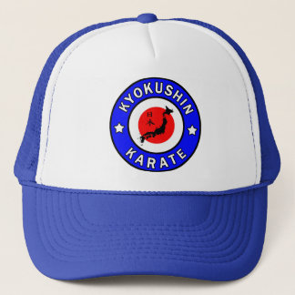 Kyokushin Karate Trucker Hat