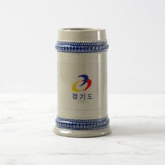 Kyonggi-do Flag Mugs