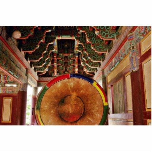 Kyongju - Pulguk-Sa (templo de Pulguk) Escultura Fotografica
