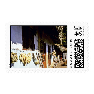 Kyongsangnam-Do - Chonghak-dong Traditional Villag Postage Stamps