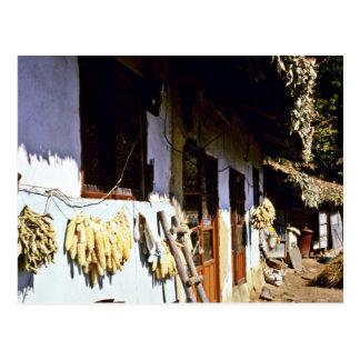 Kyongsangnam-Hace - Chonghak-Dong Villag tradicion Tarjeta Postal