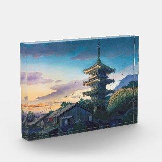 Kyoraku attractions Nomura Yasaka pagoda sunshine Award