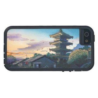 Kyoraku attractions Nomura Yasaka pagoda sunshine iPhone 5/5S Covers