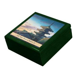 Kyoraku attractions Nomura Yasaka pagoda sunshine Gift Boxes