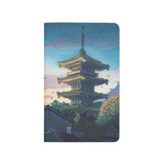 Kyoraku attractions Nomura Yasaka pagoda sunshine Journals