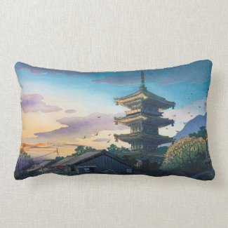 Kyoraku attractions Nomura Yasaka pagoda sunshine Pillows