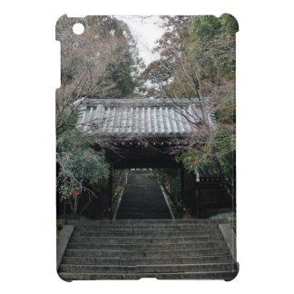 kyoto: arashiyama: mountain and river iPad mini cases