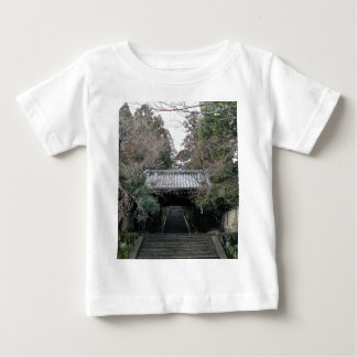 kyoto: arashiyama: mountain and river tshirt