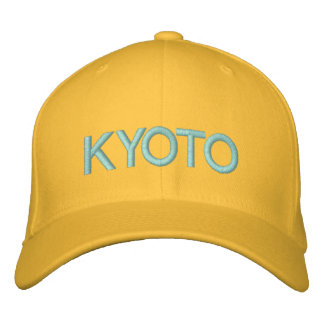 Kyoto Cap Embroidered Hat
