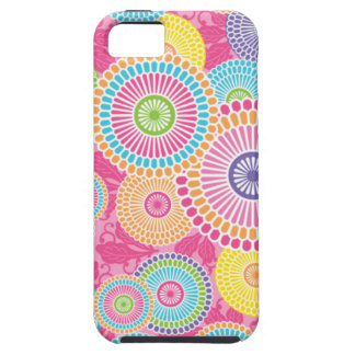 Kyoto Hot Pink Floral Phone Case iPhone 5 Case