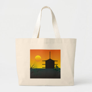 Kyoto Large Tote Bag
