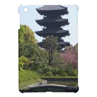 Kyoto Pagoda iPad Mini Cover