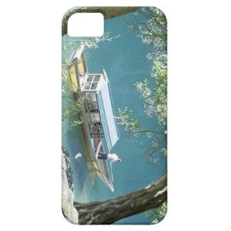 Kyoto river boat iPhone SE/5/5s case