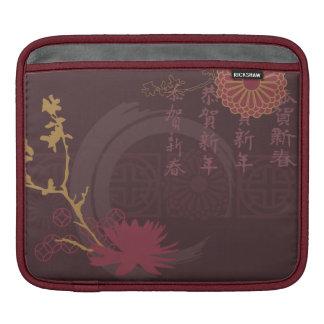 Kyoto Spring iPad Sleeves