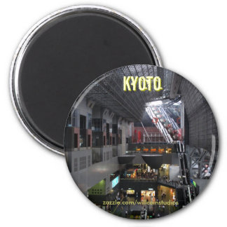 Kyoto Station Interior Magnet