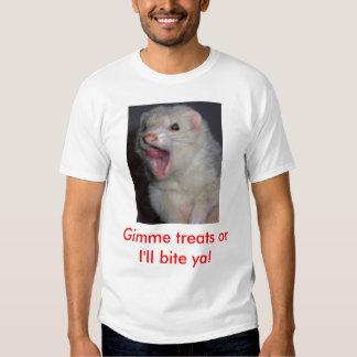 Kyra the Ferret T Shirts