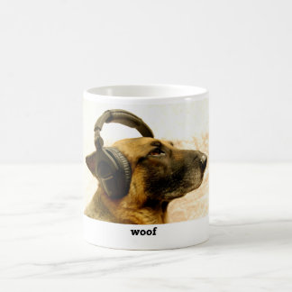 Kyra Woof Coffee Mug
