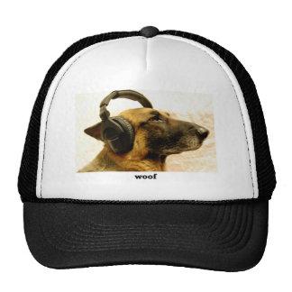 Kyra Woof Trucker Hat