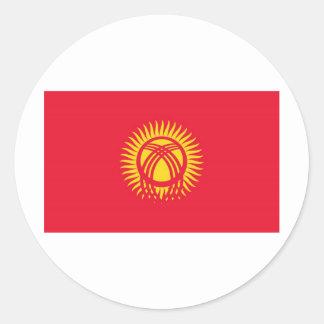 Kyrgystan Sticker