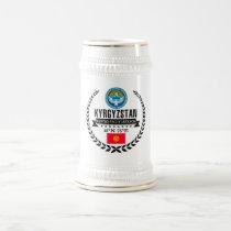 Kyrgyzstan Beer Stein