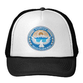 Kyrgyzstan Coat of Arms Hat