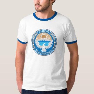 Kyrgyzstan Coat of Arms T-shirt