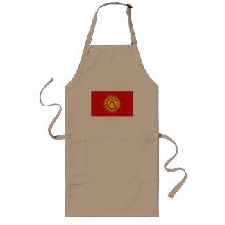 Kyrgyzstan Flag Apron