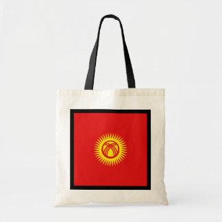 Kyrgyzstan Flag Bag