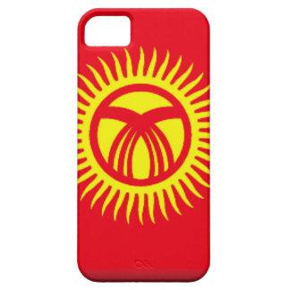 Kyrgyzstan Flag iPhone 5 Cover