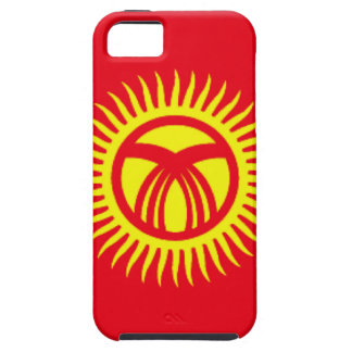 Kyrgyzstan Flag iPhone 5 Covers