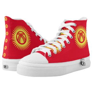 Kyrgyzstan High-Top Sneakers