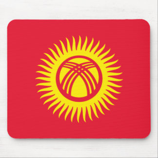 kyrgyzstan mouse pad