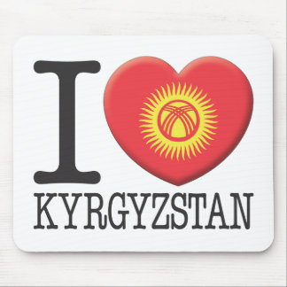 Kyrgyzstan Mouse Pads