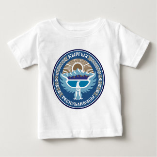 Kyrgyzstan National Emblem Baby T-Shirt