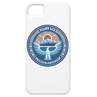 Kyrgyzstan National Emblem iPhone 5 Cover