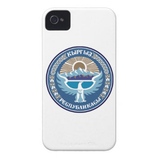 Kyrgyzstan National Emblem iPhone 4 Cover