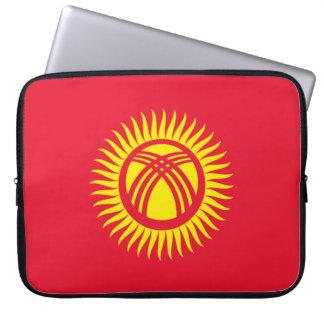Kyrgyzstan National World Flag Computer Sleeve