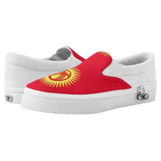 Kyrgyzstan Slip-On Sneakers