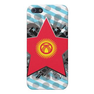 Kyrgyzstan Star iPhone 5 Case